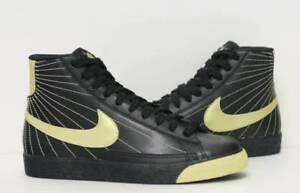 Gold High Neu Blazer 38 Gr Donna Black Sneaker Schwarz Premium Nike Dunk YIExqp