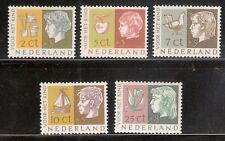 Nederland    Nummer  612/616   Postfris.