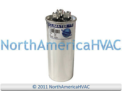 fits Weather King # 43-25133-32 ClimaTek Round Capacitor 70//5 uf MFD 370//440 Volt VAC