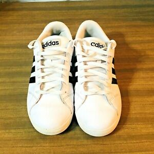 adidas men's neo baseline casual shoe sneakers white