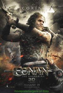 Conan-Film-Poster-Corin-Advance-DS-27x40-Ron-Perlman