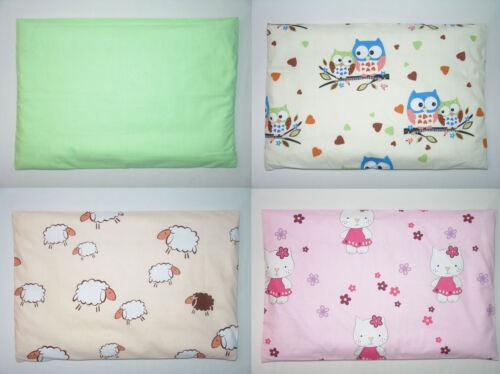 Farben! Kopfkissenbezug Bezug für Kissen Baby Kissenbezug 40x60 Designs!!