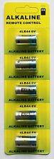 5 pcs 4LR44 28A PX28A A544 8LR44 4NZ13 L1325 6V Alkaline batteries