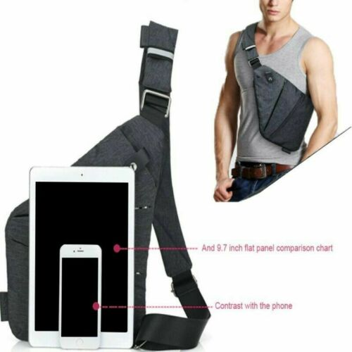 New Oxford Personal Shoulder Pocket Bag Anti Theft Multifunctional Sports Pocket