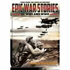 Epic War Stories of WWI and WWII 0887936632594 DVD Region 1 P H