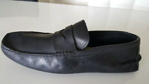 plus grand choix diversifié dans l'emballage promotion Détails sur chaussure / mocassin homme pointure 39 cuir ultra souple