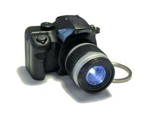 Spiegelreflex-Kamera-Schluesselanhaenger-Key-Ring-Camera-Photography-Foto-Bild-Neu