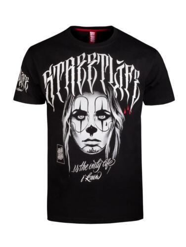 Blood in Blood Out Streetlife T-Shirt in schwarz für Männer