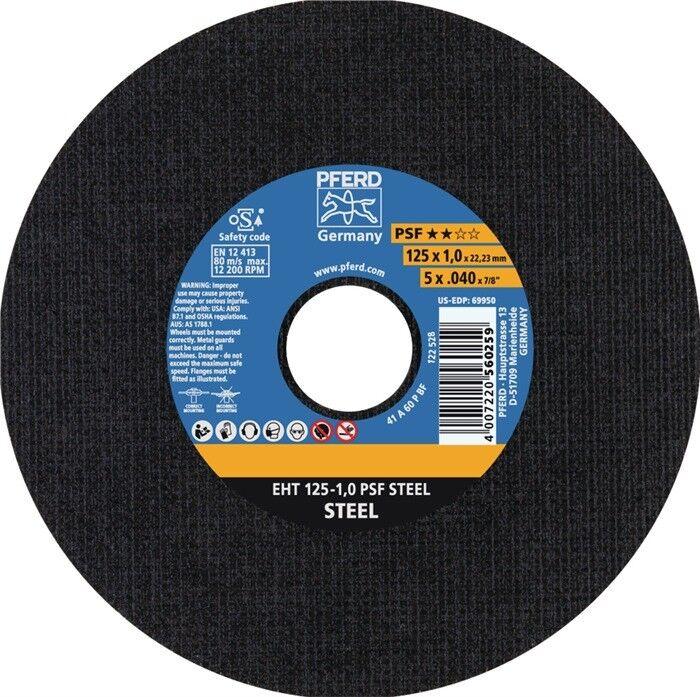 25 Stk. PFERD Freihandtrennscheibe  PSF STEEL  115,125,178  230mm | Reparieren  | Qualität und Verbraucher an erster Stelle  | Treten Sie ein in die Welt der Spielzeuge und finden Sie eine Quelle des Glücks