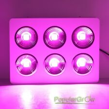 Populargrow Reflector 1200W COB LED Grow light Full Spectrum indoor plants grow