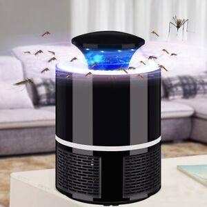 Electrico-Zapper-mosquito-Bicho-Insecto-Asesino-Trampa-De-Luz-LED-Lampara-de-alimentacion-USB