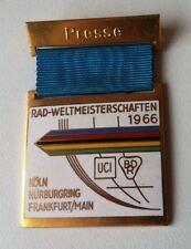 UCI BDR RAD-WELTMEISTERSCHAFTEN 1966 KÖLN, NÜRBURGRING, Frankfurt /Main - PRESSE
