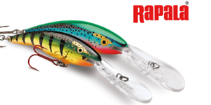 Rapala Tail Dancer Deep TDD07 fishing lures original range of colors