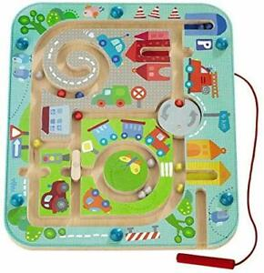 HABA-301056-Town-Maze-Magnetic-Game