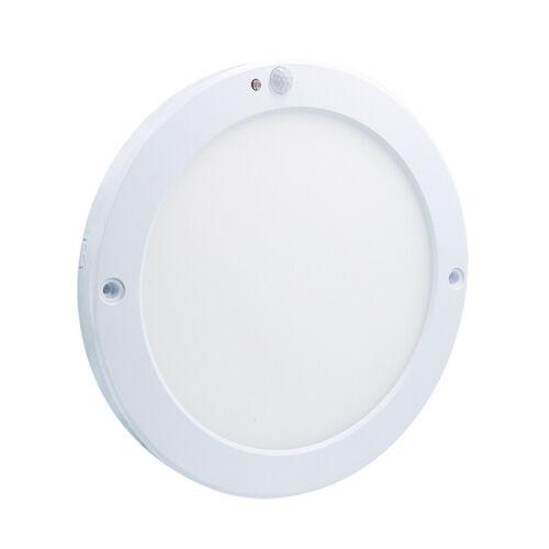 Light Control Panel Light Round Led Downlight W//WW 110V 15W 220V 18W PIR Sensor