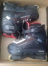 Usd aggressive skates Rachard Johnson size 43 (not Remz valo xsjado Rollerblade)