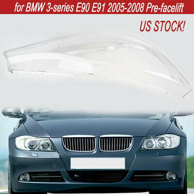 1 x Right Fog Lamp Assembly Case Clear Lens for BMW 3 Series E90//E91 2004-2008