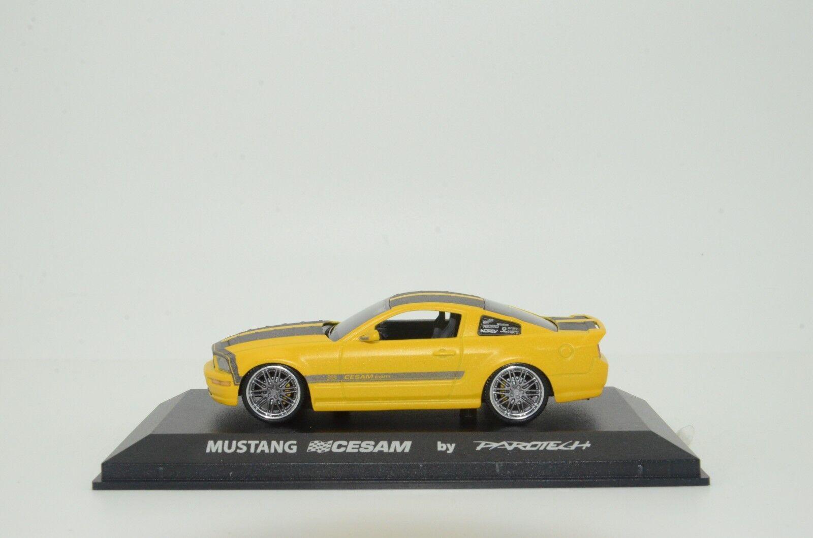 RARE    Mustang Mustang Mustang Paredech Cesam Norev 270540 1 43 a14d4c