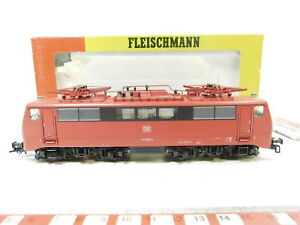 BG188-1-Fleischmann-H0-DC-4347-E-Lok-E-Lokomotive-111-036-0-DB-NEM-OVP