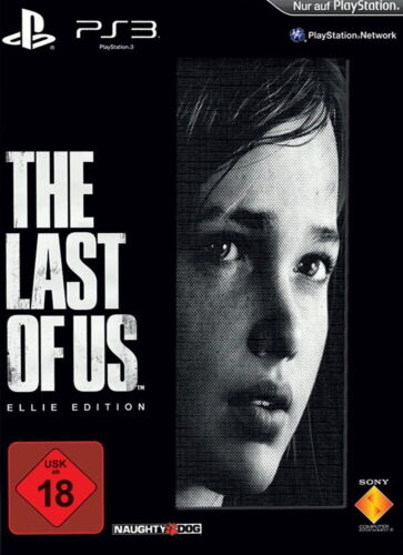 1 von 1 - Sony Playstation 3 PS3 Spiel The Last Of Us -- Ellie Edition USK ab 18
