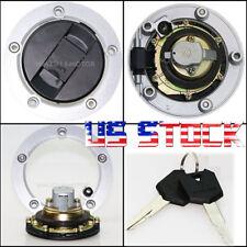 Gas Fuel Tank Cap Cover Key for SUZUKI Hayabusa GSXR1300 97-07 GSXR 600 750 1000