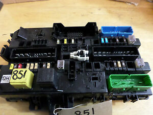vauxhall astra 52 fuse box vauxhall astra fuse box 5dk008669 52 ebay  vauxhall astra fuse box 5dk008669 52 ebay