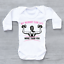 miniature 2 - My Mummy Can Lift More Than You Funny Gym Girls Baby Grow Bodysuit