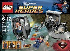 LEGO DC Super Heroes - 76009 Black Zero auf der Flucht mit Superman - Neu & OVP