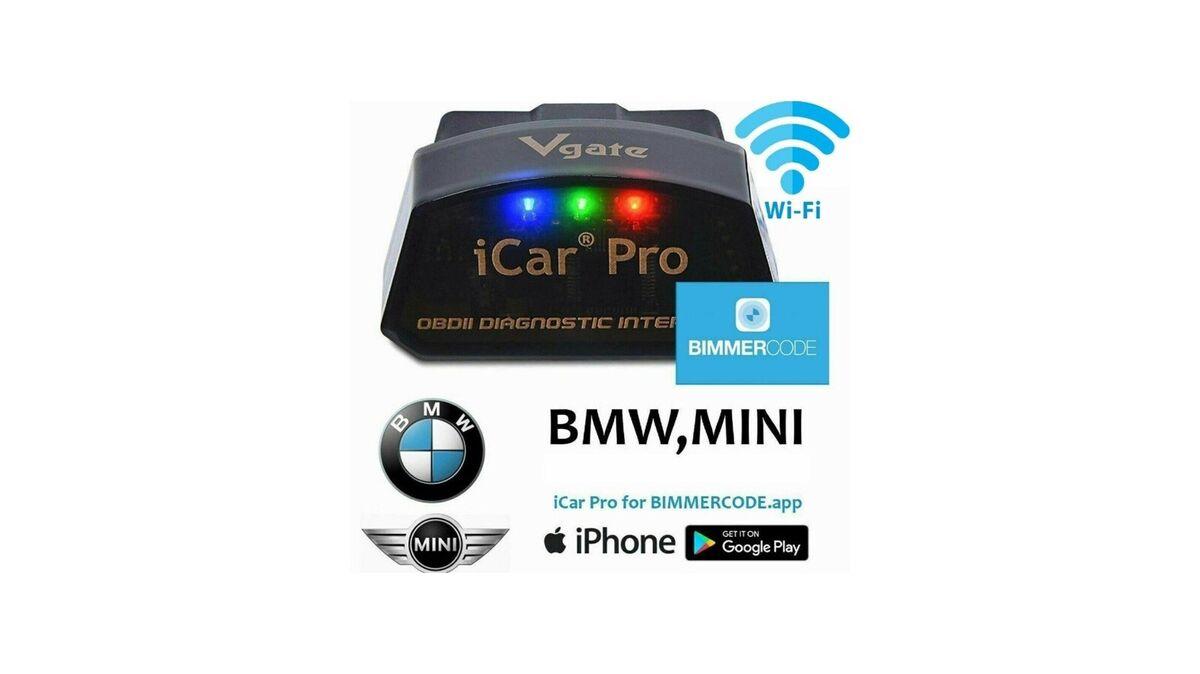 BIMMERCODE BMW Coding Vgate iCar Pro Tool WiFi