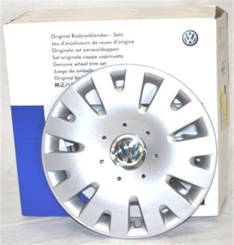 Original Volkswagen radzierblenden frase radblenden tapacubos 14 pulgadas
