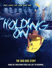Holding On - The Skid Kids Story Bodyboarding DVD Underground Tapes Chris Stroh