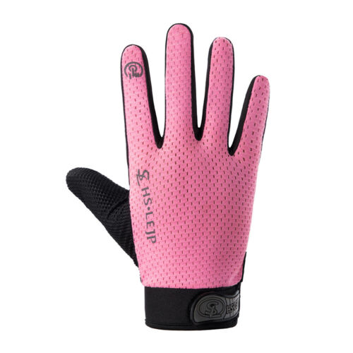 Cycling Gloves MTB Anti Slip Gloves Motorcycle Full Finger Touch Screen Glove UK