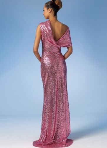 McCalls-7047-M McCalls Ladies Sewing Pattern 7047 Formal Evening Gown Dresses