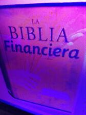La Biblia Financiera, Reina-Valera 1960  - Tapa Dura, A Color