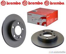 Brembo 2xBremsscheiben 294mm-voll-HA-VW Sharan(7M8,7M9,7M6),Transporter T4 Bus
