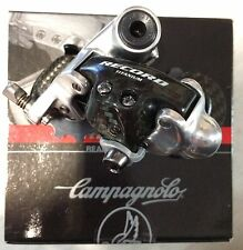 Campagnolo Record Titanium carbon bike rear derailleur 10 cambio bici RD4-REXS