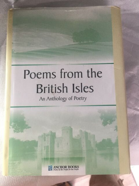 Anchor Books.Poems from the British Isles Paperback Book The Cheap Fast Free