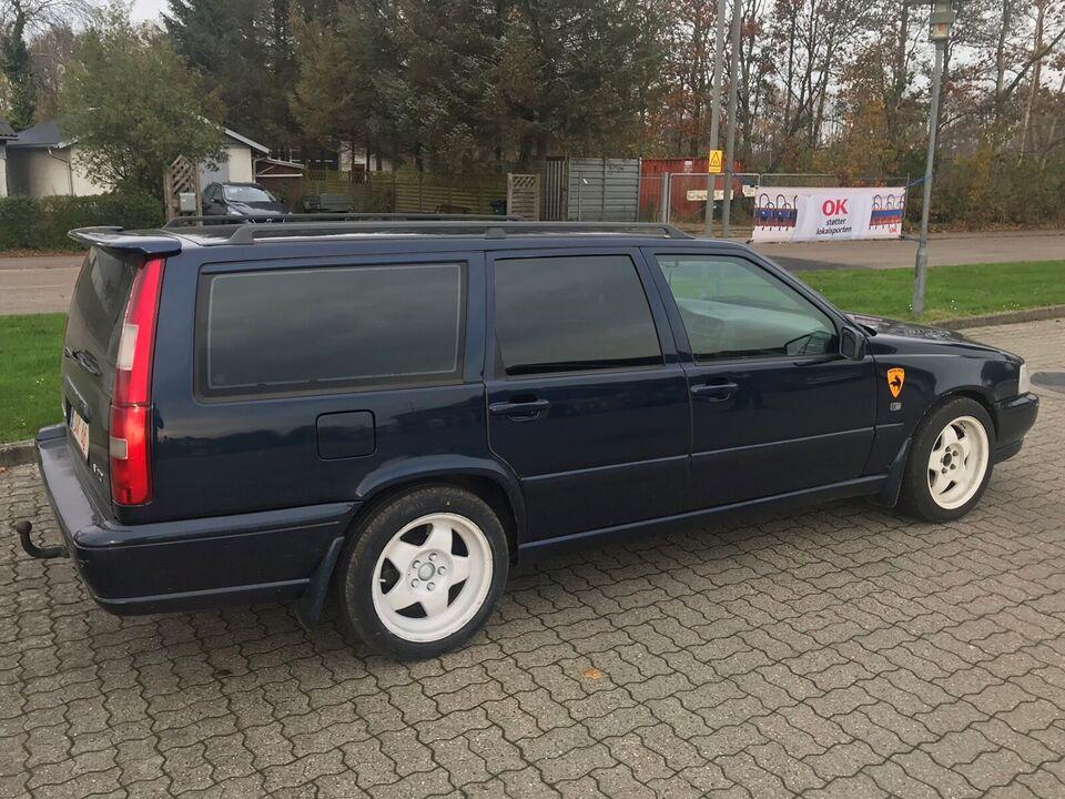 Volvo V70, 2,5 T, Benzin