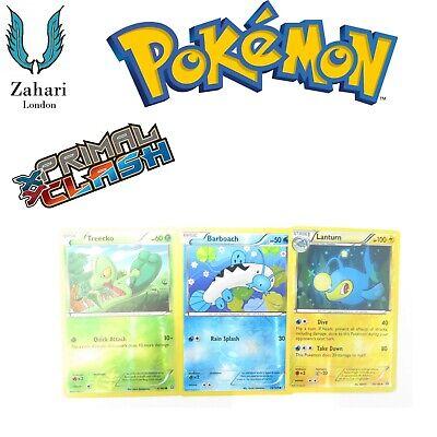 Barboach 39//160 Primal Clash Reverse Holo Mint Pokemon Card