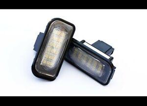 Iluminación de la matrícula LED MERCEDES SPRINTER a partir de 2006-color de la luz blanco