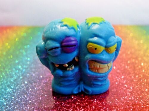 The Grossery Gang Series 3 #69 BUSTED GLOVES Blue Mint OOP