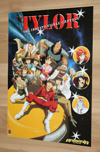 Vagabond / The Irresponsible Captain Tylor Manga Anime Rare Poster 56x40cm - Bielefeld, Deutschland - Vagabond / The Irresponsible Captain Tylor Manga Anime Rare Poster 56x40cm - Bielefeld, Deutschland