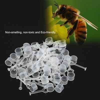 5pcs Honey Entrance Feeder Beekeeping Beekeeper Bee Keeping Equip Hive ToolTS