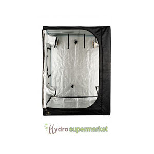 Image is loading GROW-TENT-1-5M-X-1-5M-MYLAR-  sc 1 st  eBay & GROW TENT 1.5M X 1.5M MYLAR LINED SECRET JARDIN DR150 REVISION 3.0 ...