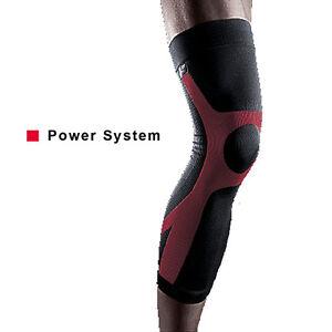 9afc83c672 LP 272 Power Knee Support Brace Compression Calf Thigh Running Heat ...