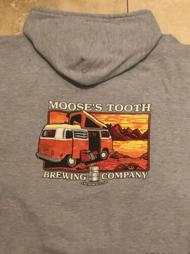 T1 Camper Panel Van Outline Logo Hoody Hoodie Hooded Top