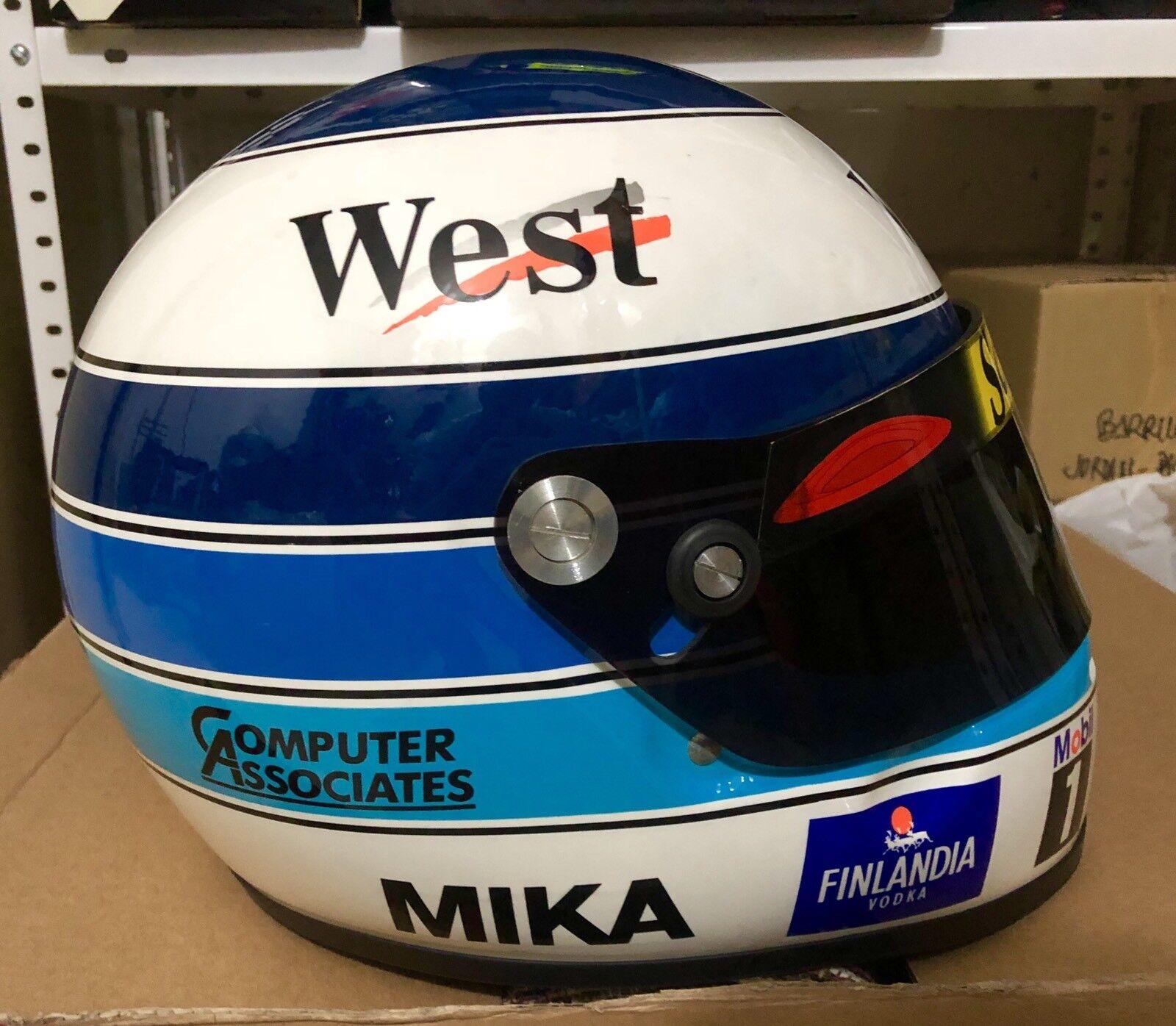El ultimo 2018 Casco Replica Mika Hakkinen 1 1 1 1 Formula 1 F1  orden ahora disfrutar de gran descuento