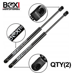 2Qty Front Hood Strut Shock Spring Lift Support Prop For Ford Taurus 2010-2013