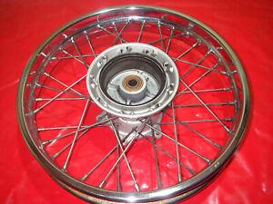 Top Cerchio Ruota Posteriore J17x2.15 Honda XR 125 L XR125L JD19 Bordo Roue