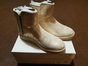 24fb69cf514 UGG Australia Abree Mini Stardust Sheepskin Womens Boot US Size 8 ...